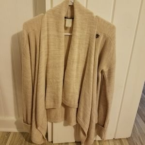 Venus drape sweater